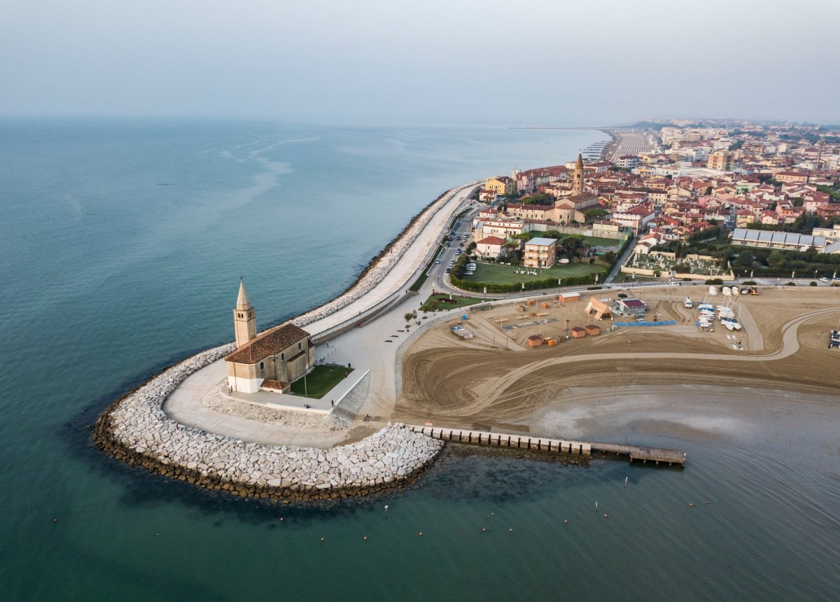 Caorle drone photography