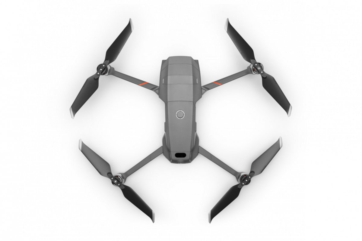 DJI Mavic 2 Enterprise ZOOM zvrchu