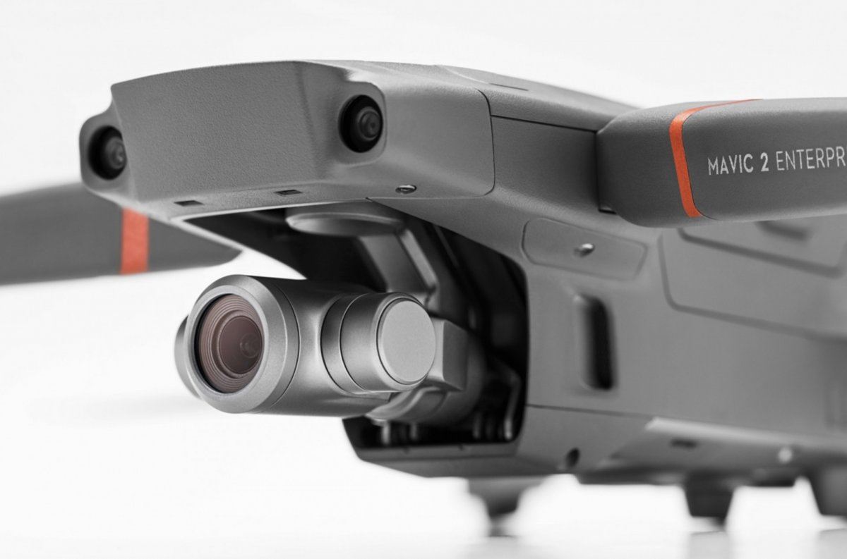 DJI Mavic 2 Enterprise ZOOM detail