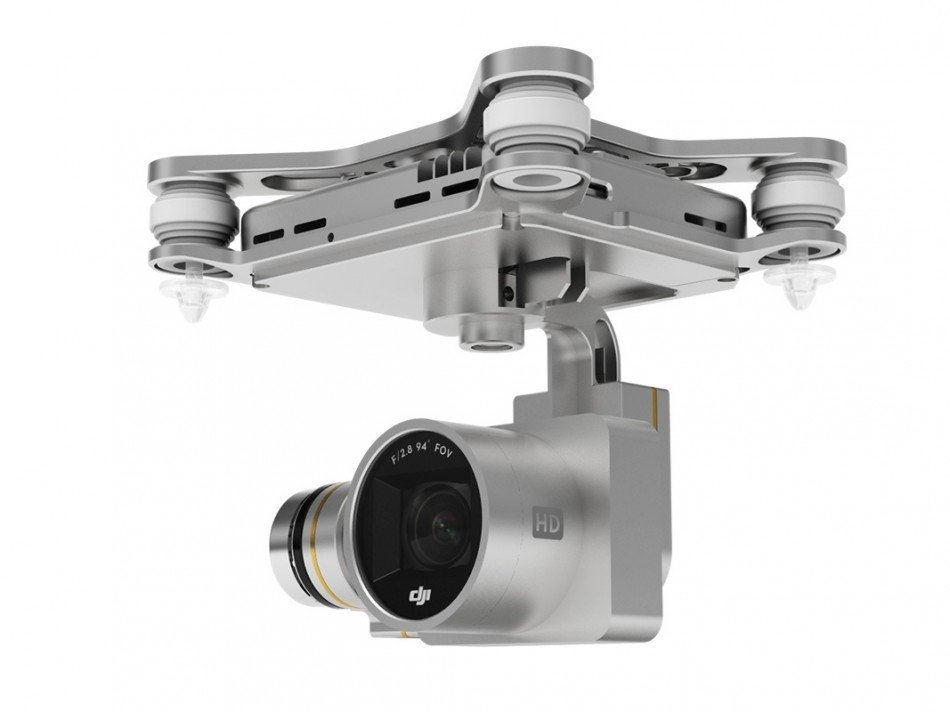 DJI Phantom 3 Advanced kamera
