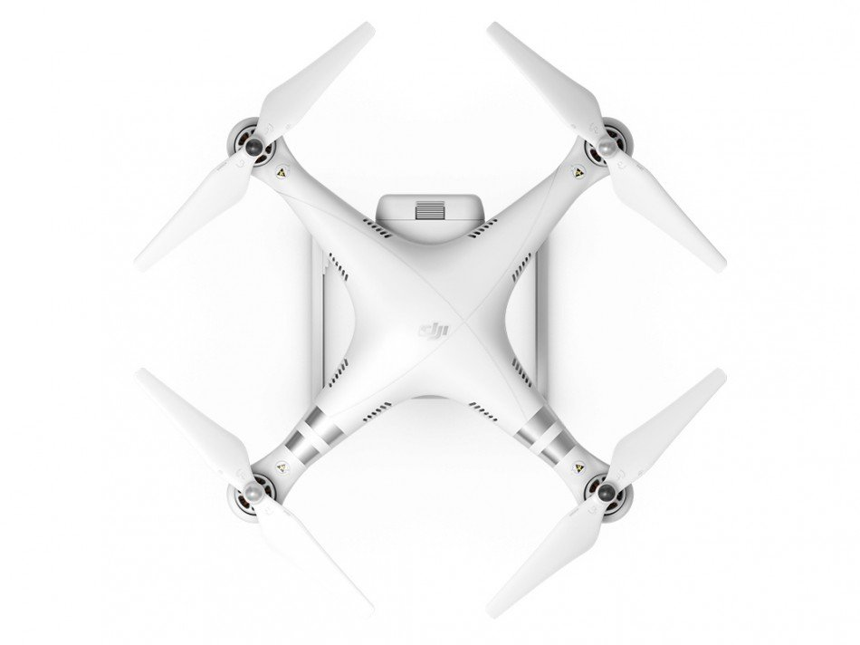 DJI Phantom 3 Advanced zvrchu
