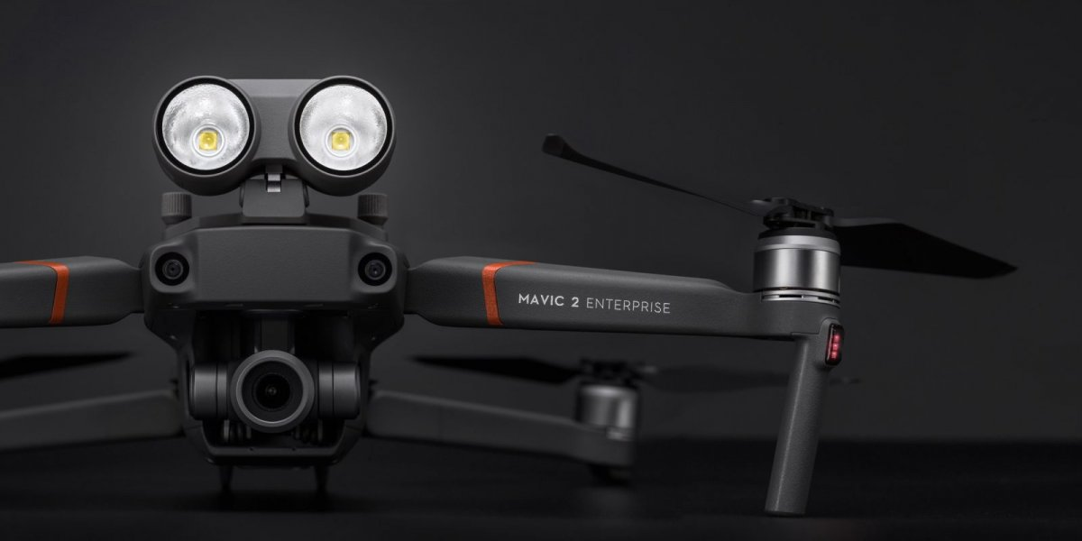 DJI Mavic 2 Enterprise | blog DronPro.cz